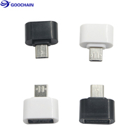 Hot Sale Micro USB Male to USB Female OTG Adapter for Android Phone