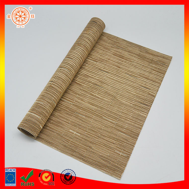 rotin synth tique tissage mat riau vinyle en rotin en plastique mat riau tapis de sol usage. Black Bedroom Furniture Sets. Home Design Ideas