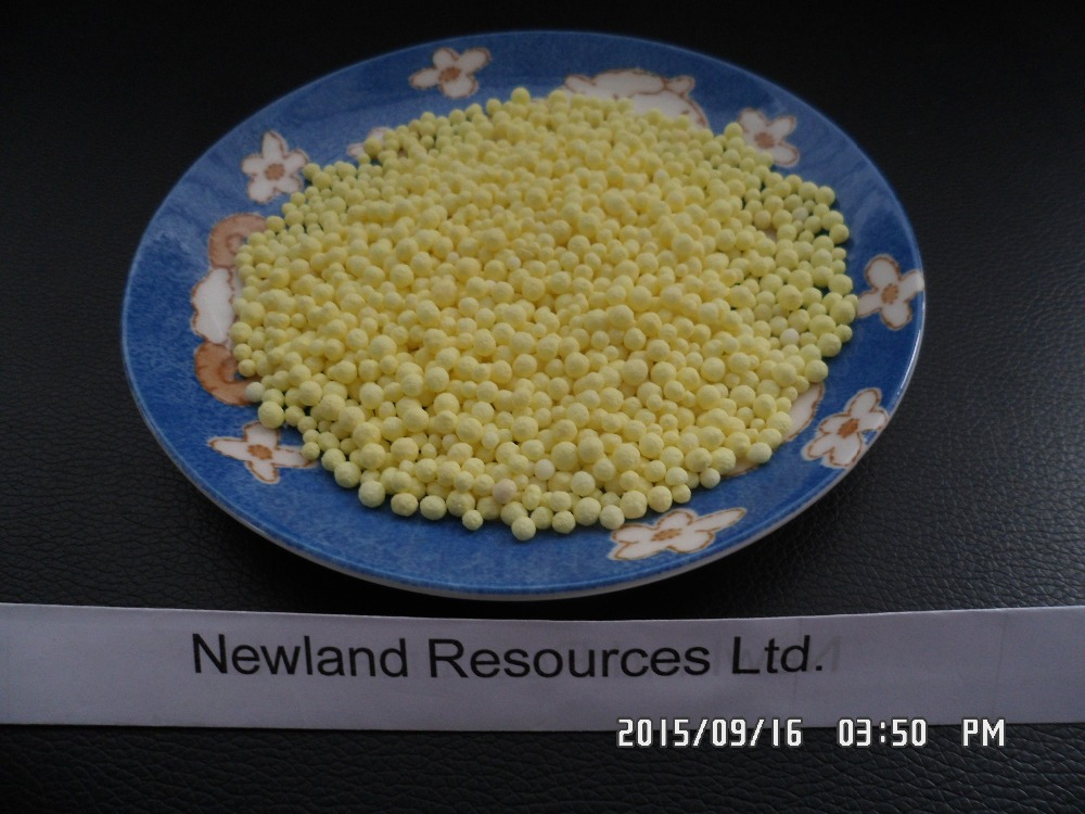 Newland Resources -- Polypeptide Urea