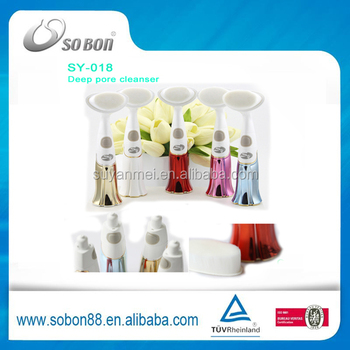 Free Samples Skin Care Electrical Tools Facial Cleansing Brush ...