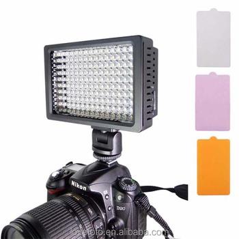 For Camcorder 60d Light Camera Sony 5d Ultra Lamp Eos Video 160 Hd Buy 6w black Dv Canon Led Bright 7d 50d 9 I6g7bvYyf