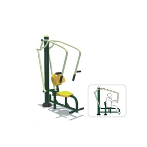 Factory Manufacture Outdoor Fitness Equipment Gym