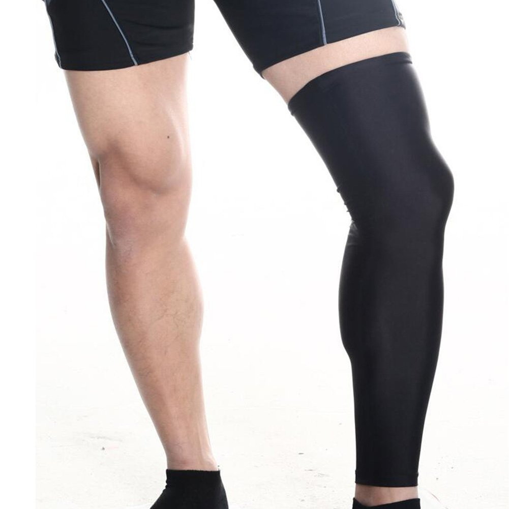 a47959d2e9c Get Quotations · Sports Compression leg Sleeves