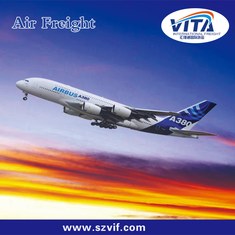 The best air freight from Guangzhou to Paris France to door services