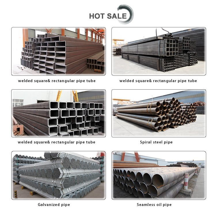 Industry Leader Supply Square Rectangular Steel Hollow Section ...