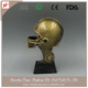 Contemporary Survenir Use Cast Iron Statues Metal Trophy Wholesale Sports Trophy