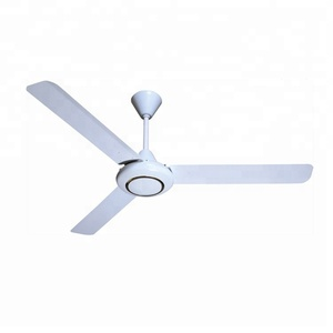 metal blades good quality 110/220V 56inch wall mounted electric ceiling fan