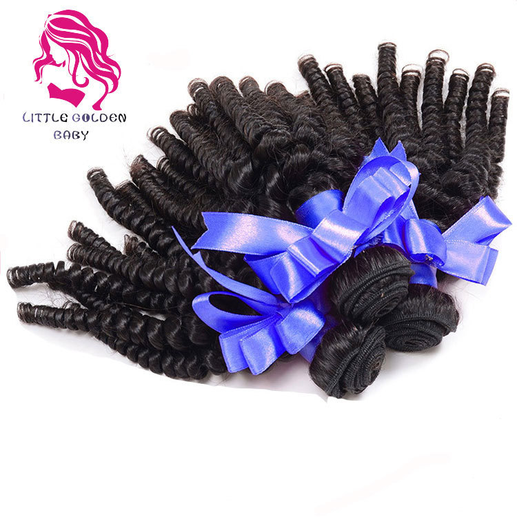 7A Mongolian afro kinky curly virgin hair unprocessed Mongolian curly virgin hair afro curly hair  extensions 3pcs/lot