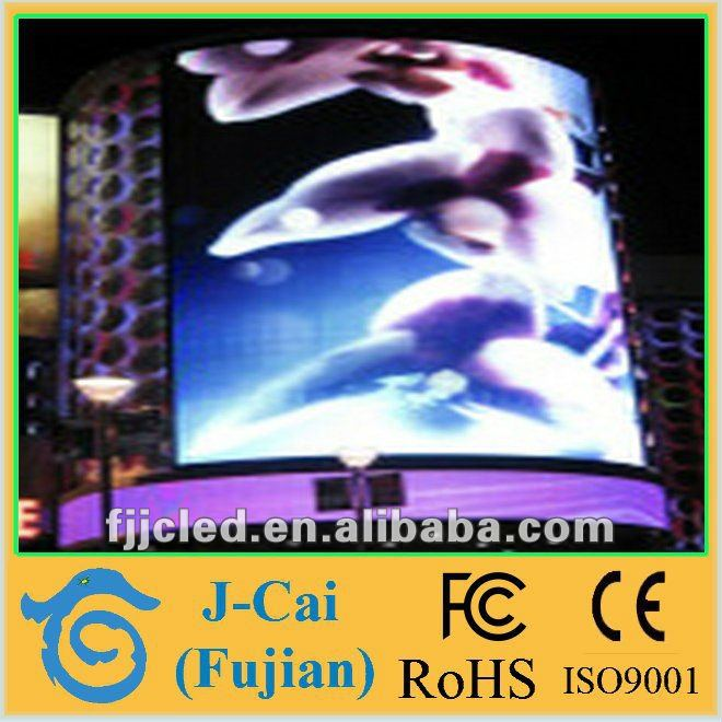Function full color video led display module