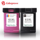 wholesale Colorpro 61 XL 61XL remanufactured ink cartridge compatible for hp deskjet 1050 ink