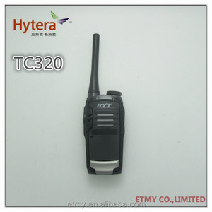 [Hot sale] The interphone HYT TC-320 original Cheap High Quality Professional Walkie talkie