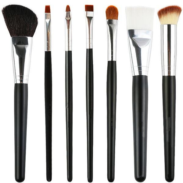 Private Label Makeup Brush Set Manufacturers China,Natural Hair ...