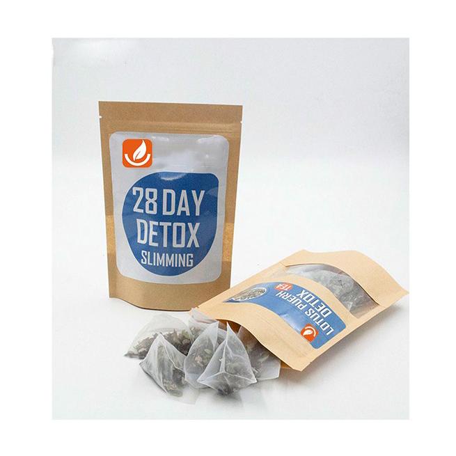Importing from china factory wholesale herbal private label detox slimming tea - 4uTea   4uTea.com