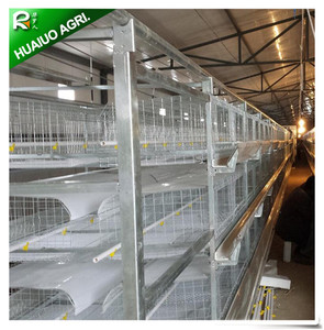 Poultry crates used layer chicken cages for sale
