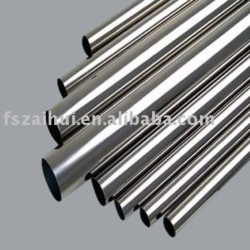201 304 316 304L 316L grade welded stainless steel round/circular tubes for decoration and constrcution with 240/400/600grit