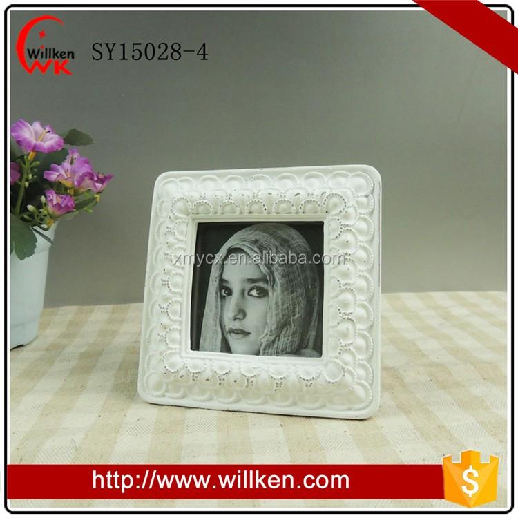bulk mini 3x3 square picture frames white - Mini Picture Frames Bulk