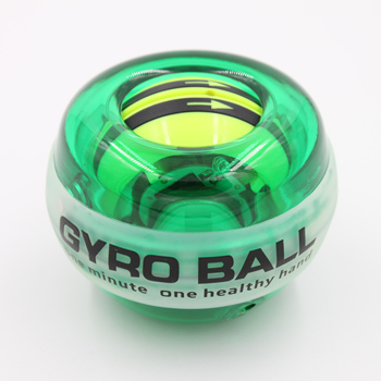 Pols Trainer gyro bal Arm Strengthener Essentiële Gyroscoop LED autostart Power Grip Ball