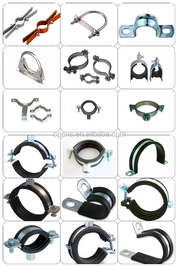 American Type Saddle Clamp Two Holes Strap Pipe Clamp Buy Strap