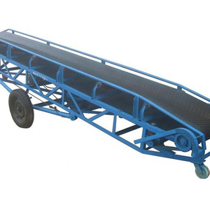 Customized Inclined small conveyor belt system for egg