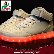 Anpu Boy`s led shoes men