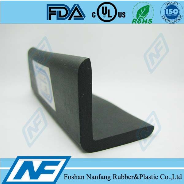 Pvc Cheap 90 Degree Rubber Edge Protection Strip Buy