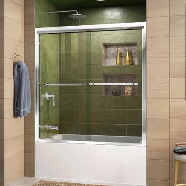 Bypass Schiebe Badewanne Dusche Tür D816 - Buy Bypass Schiebe Badewanne  Tür,Schiebetüren Duschtür,Badewanne Dusche Tür Product on Alibaba.com