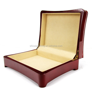 High Quality Wooden Box Special Shape Jewelry Box Chocolate Box