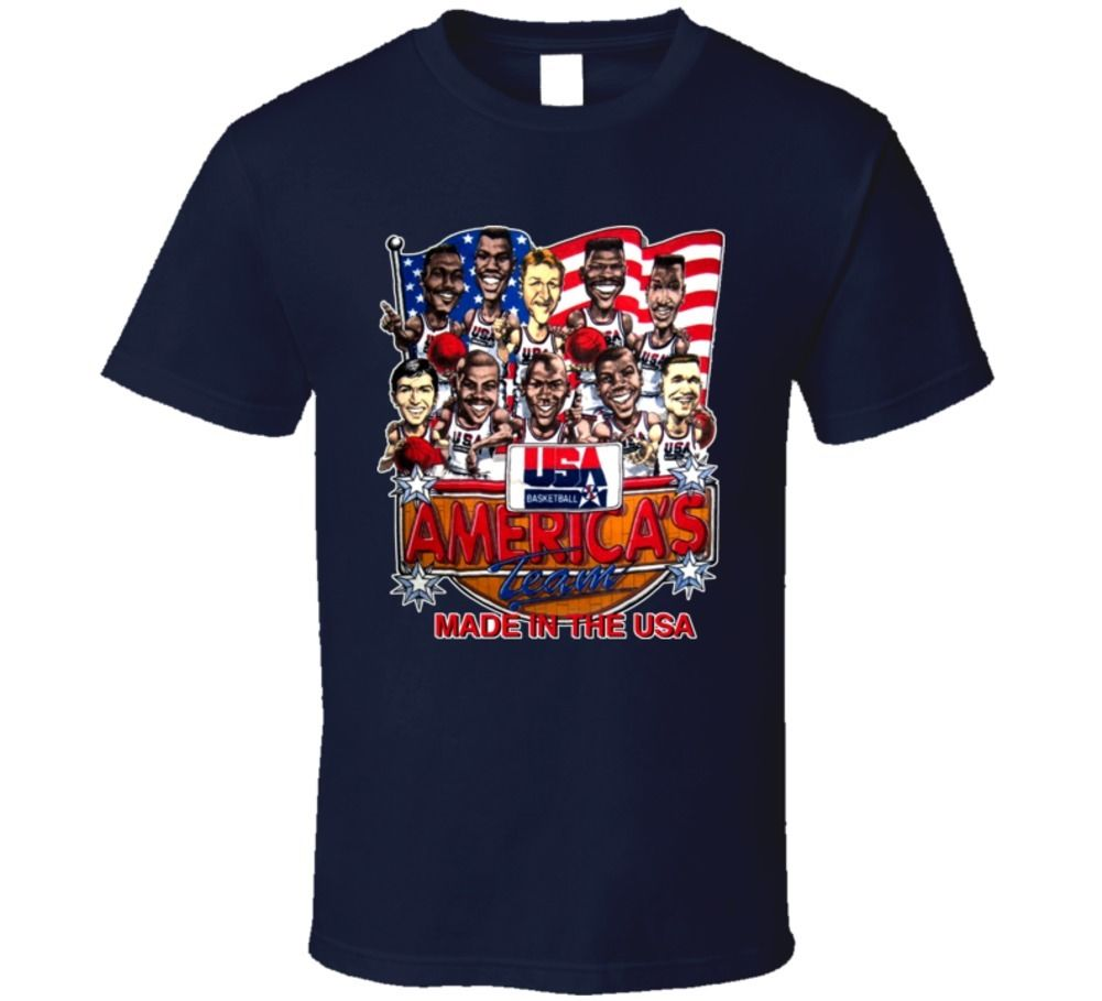 Usa Basketball Shirt Promotion-Shop for Promotional Usa ...