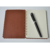 a4 a5 a6 leather cover spiral diary note book 2020