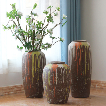 Wholesale Modern Tall Cheap Floor Standing Ceramic Vases Buy Floor