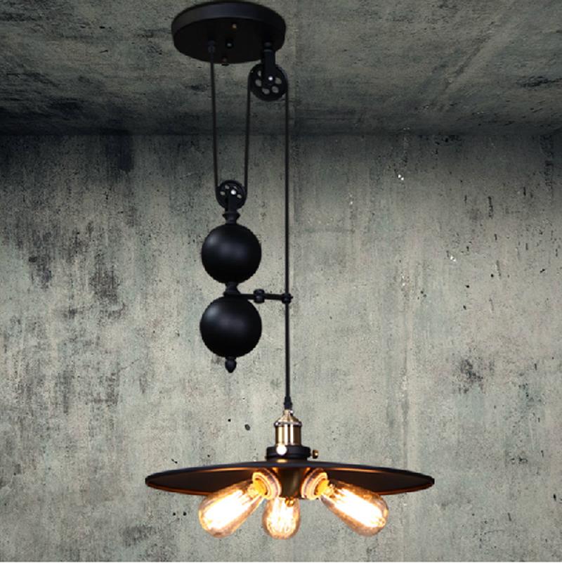 Retailer Shop String Pendant Lamp Led Linear Lighting