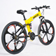 Folding bike 26inch bicycle/21/24/trinx mountain bicycle bike/saiguan mountain bike