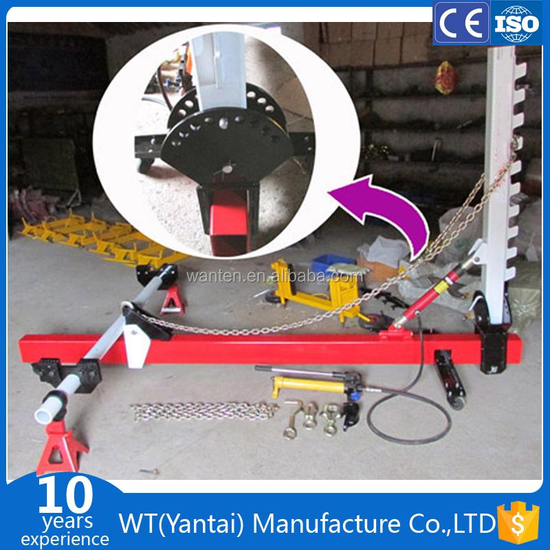 portable auto body frame puller car frame straightener l dozer buy auto body frame pullerframe straightenerportable frame puller product on alibaba