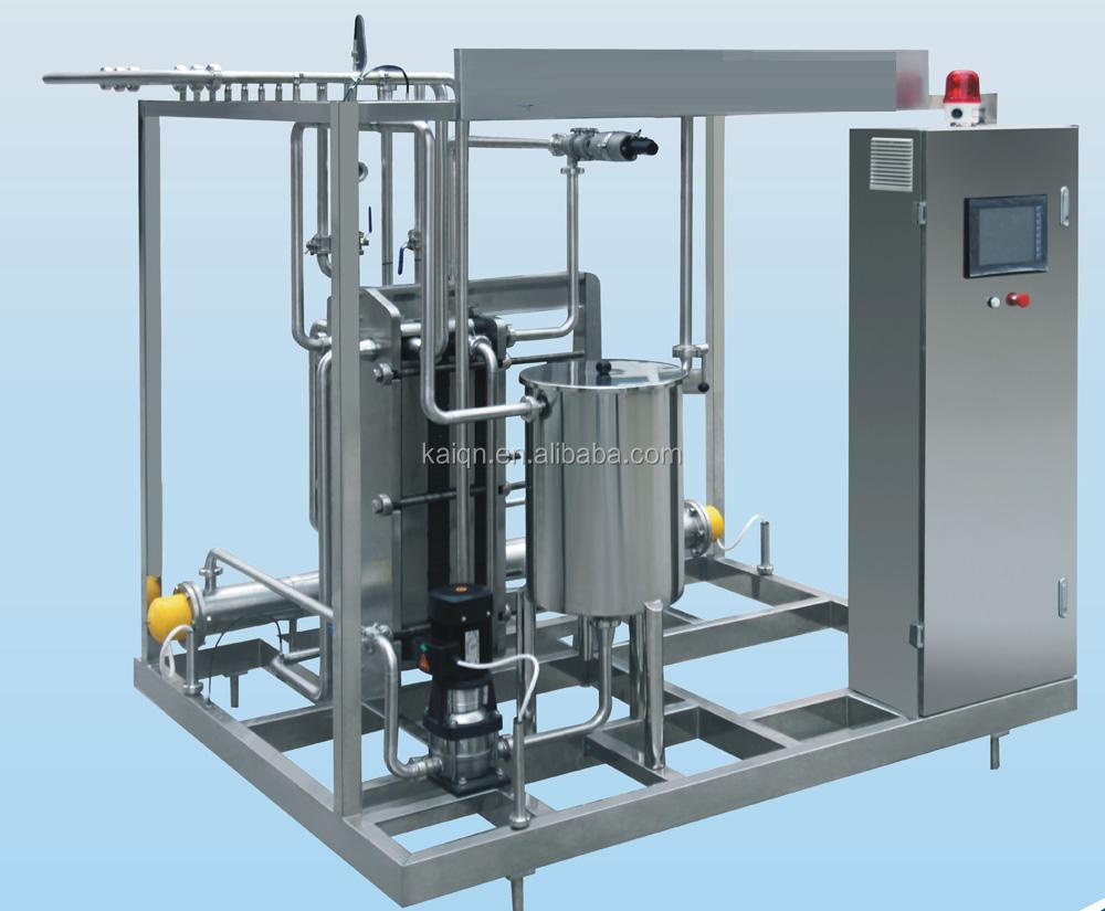 milk sterilizing machine Manufacturer Plate Type UHT Sterilizer sterilization machine