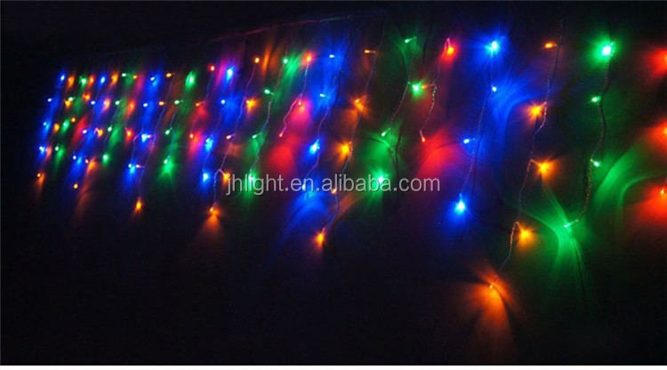 360 Led Chasing Curtain Lights Led Christmas Lights Sale