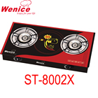 AUTO ignition cast iron burner gas cooker with high quality