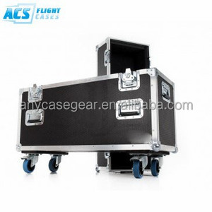 2015 hot selling TV case, Panasonic Viera TX-48AX630E LED screen Case ,48inch smart 3D TV flight Case