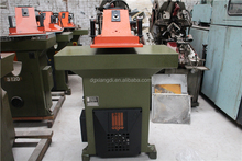 Used Atom VS918 Swing Arm Clicking Press Cutting Machine