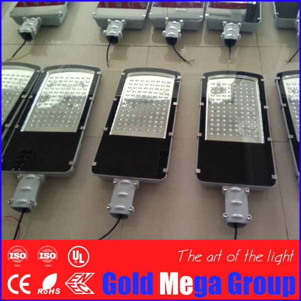 60 watt BEE series LED luminaries used for 8m street light pole/lamp post
