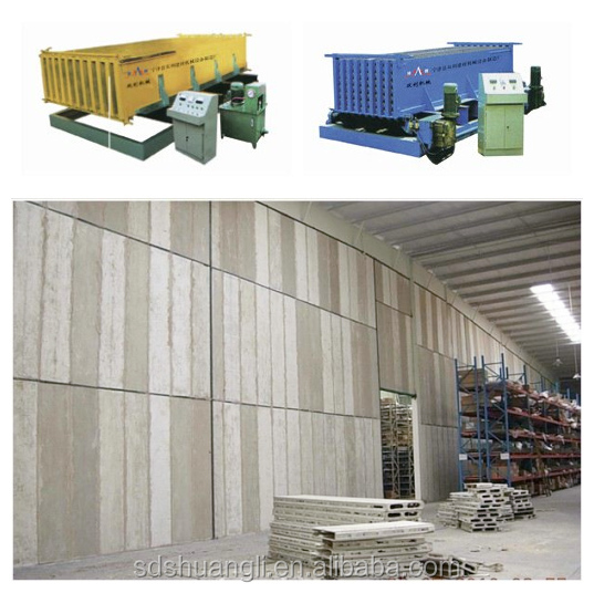 Lightweight exterior insulated concrete wall panel machine buy lightweight concrete panel for Exterior wall panels philippines