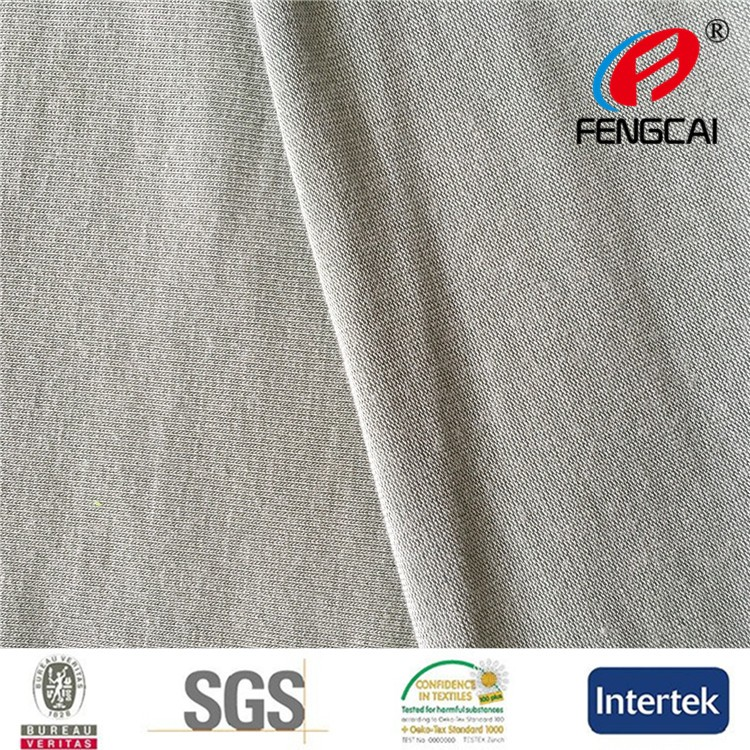 Polyester spandex flame retardant fabric for workware