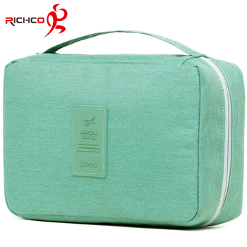 Large Women Travel Hanging Toiletry Bag
