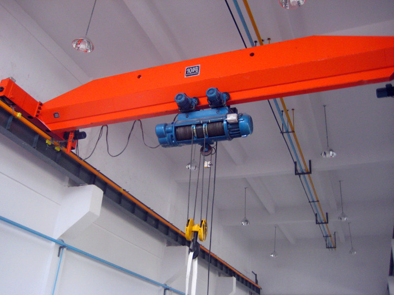 LDA Steel Mill Single Girder Insulation Crane