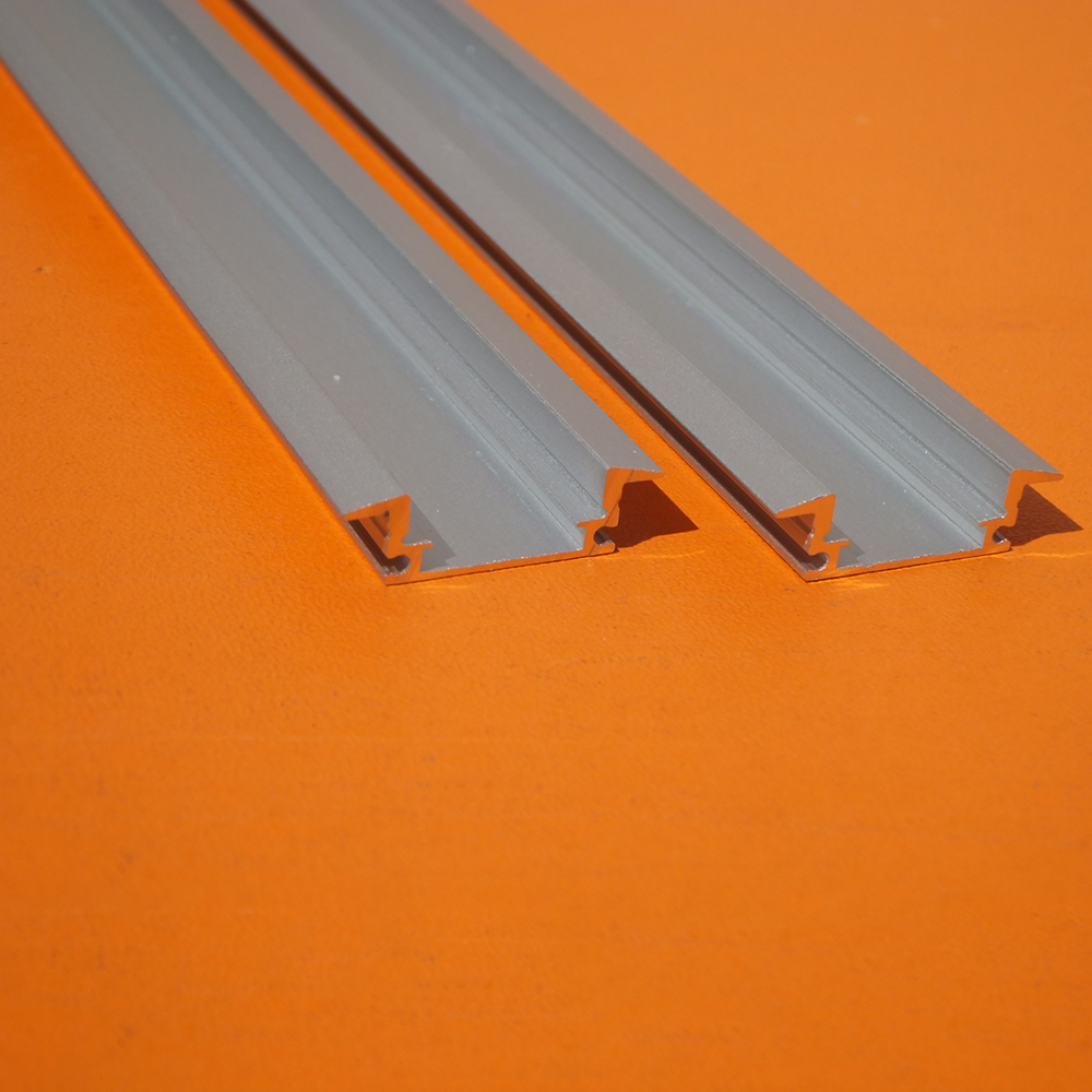 Hot selling recessed led aluminum profile for led strips light