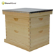 High Quality Wooden Langstroth bee hive For Beekeeper