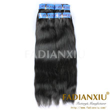 Grade AA unprocessed brazilian virgin straight hair for sale