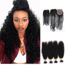 brazilian curly hair extension different types of curly weave hair closure piece