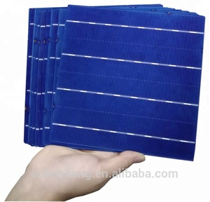 motech / NSP A grade 18.4-18.6% 6.17 poly solar cells