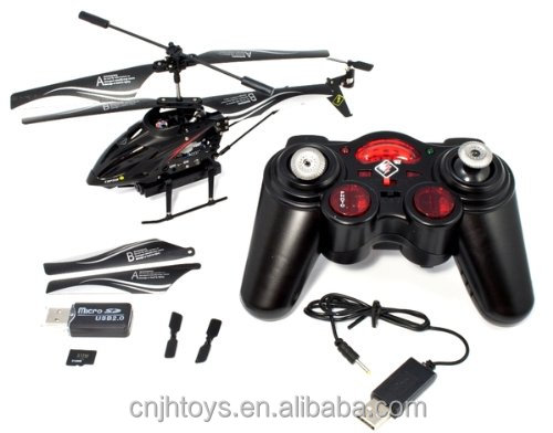 remote control helicopter with camera