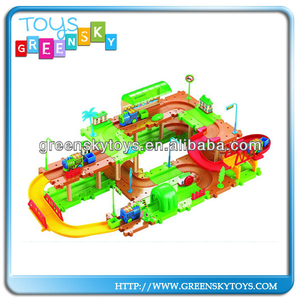 Electronic railway toys,Building blocks railway,toy trains for kids